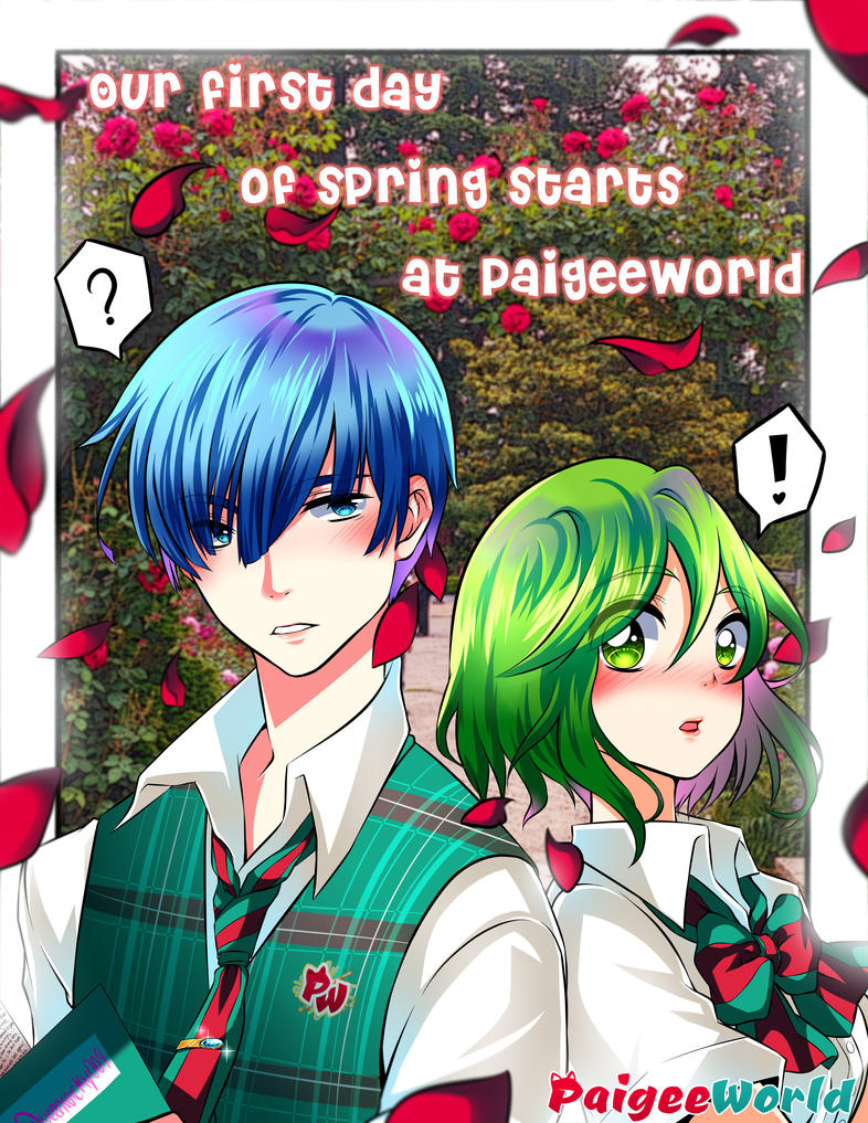 Spring Love by queenwicky009