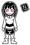 Undertale - Chara (Updated)