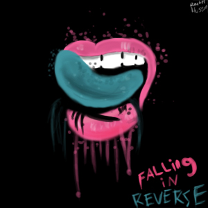 Falling In Reverse Lips By OperationTacos