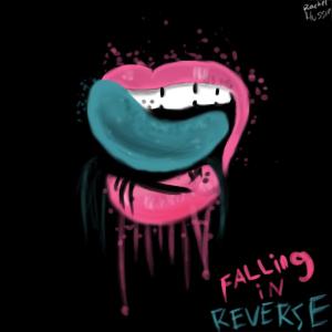 falling in reverse lips by operationtacos on deviantart