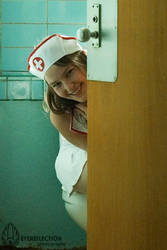 Nurse - Marieke by eyereflection