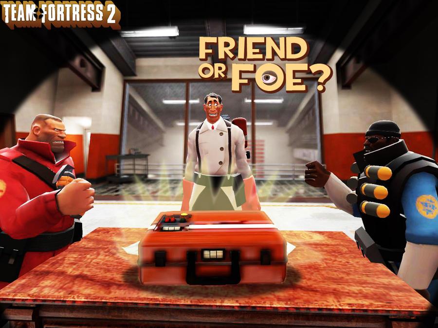 Friend or Foe by ErichGrooms3