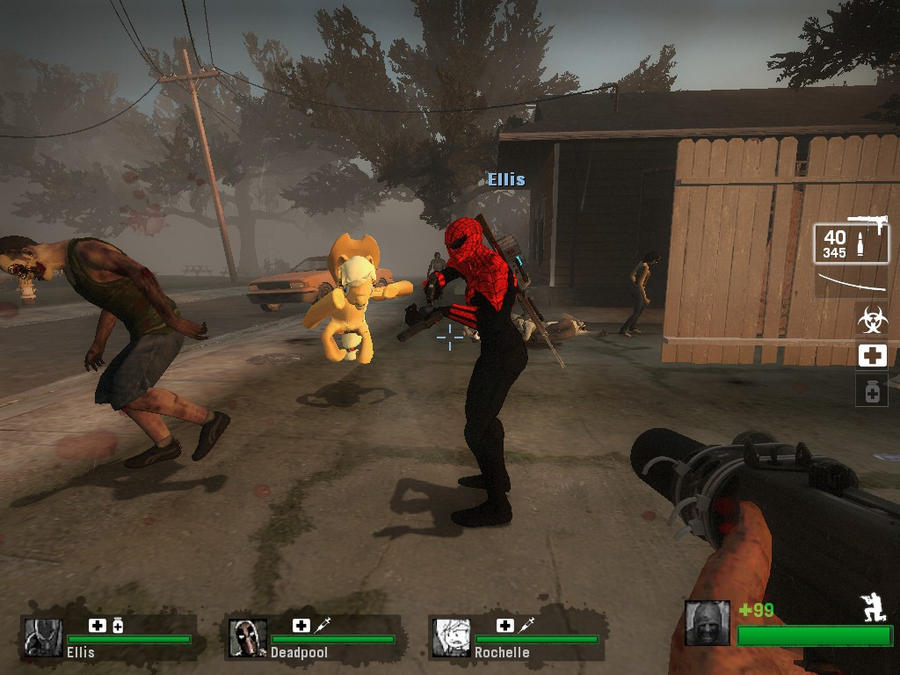 Download Left 4 Dead Free for PC