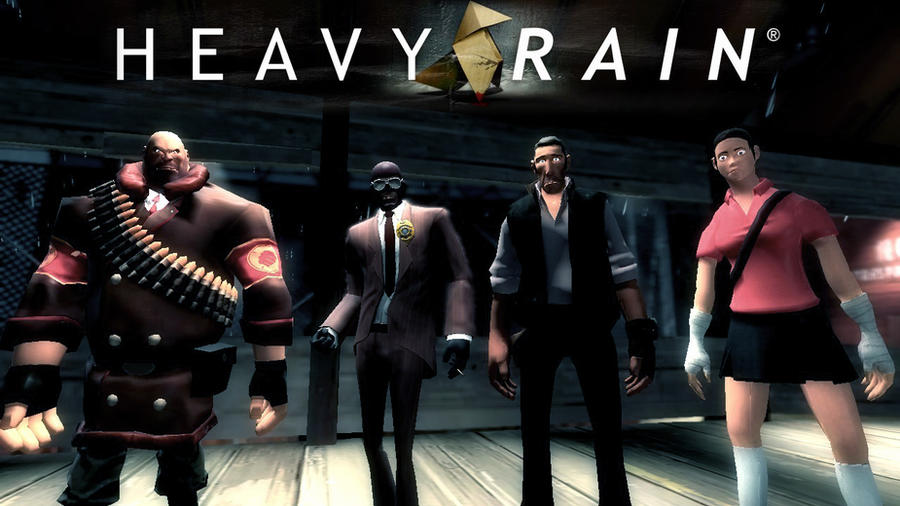 Pictures of Heavy Rain Tf2 - #rock-cafe