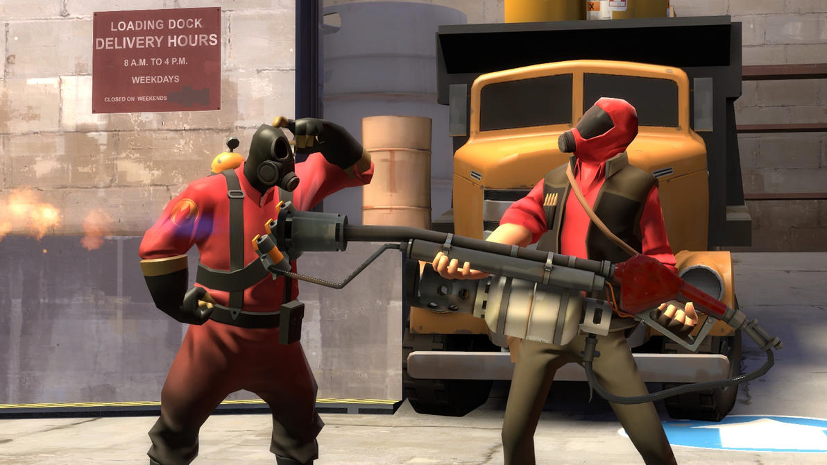Weight Room Warmer Multi Class Misc Team Fortress 2