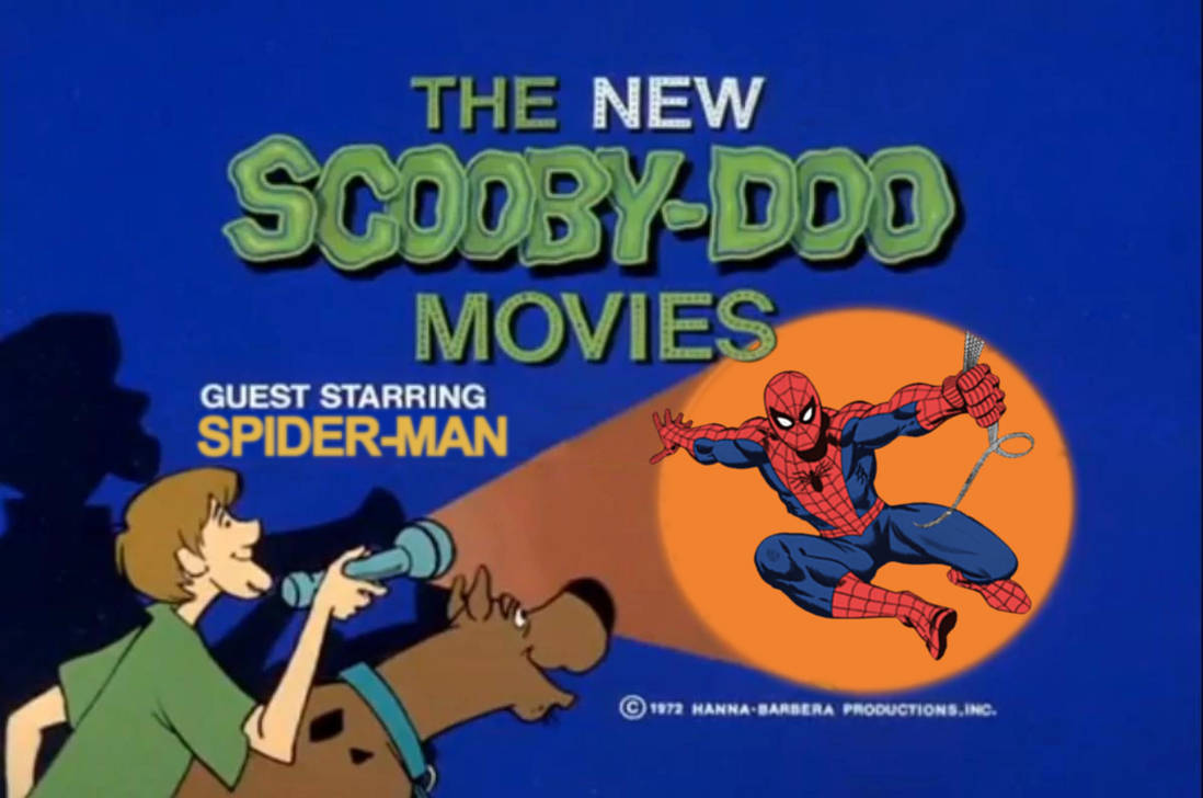 The New Scooby-Doo Movies Guest Starring SpiderMan by ErichGrooms3 on  DeviantArt