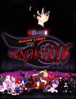 NSMHM: Hogan Street VS The Land of Gods by ErichGrooms3