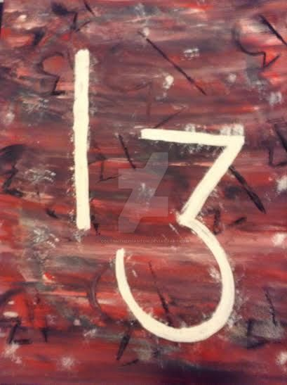 Thirteen Thirteen by ColtonthePhantom