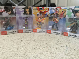 Fighter Pass 1 Amiibo
