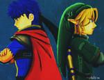 Team Ike and Link