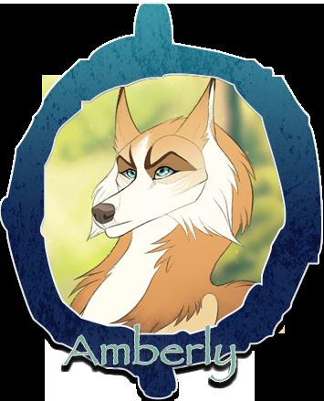 Amberly medallion