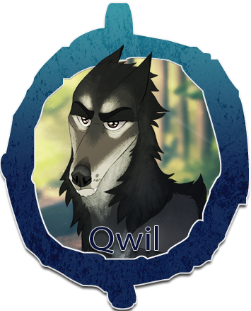 Qwil Medallion