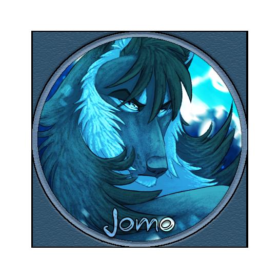 Jomo medallion