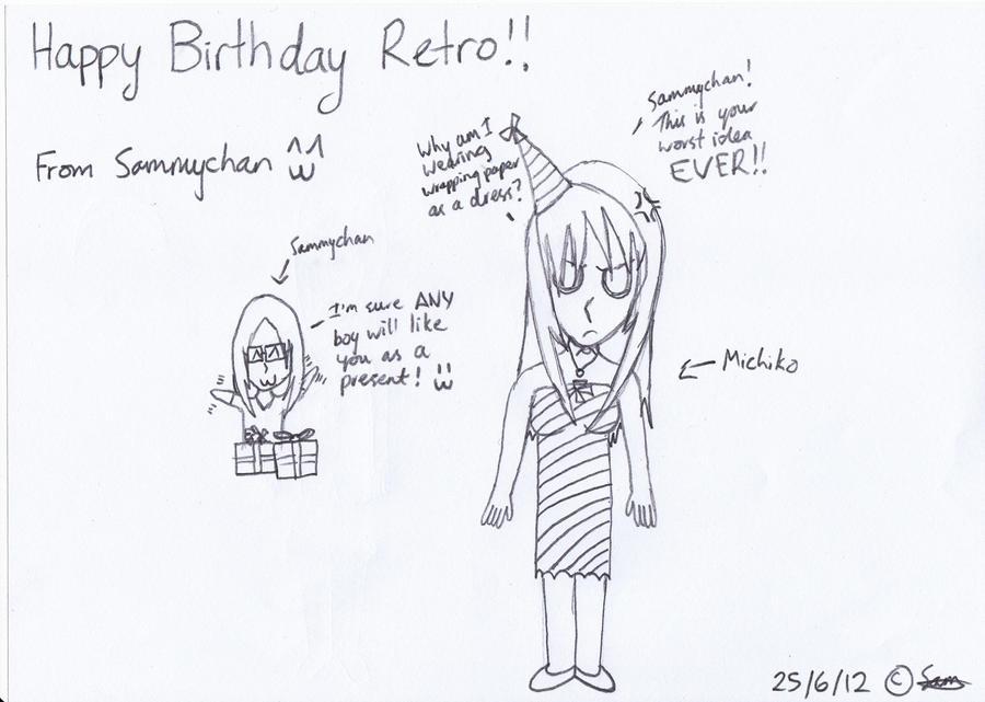Happy Birthday Retro Images Happy Birthday Retro by
