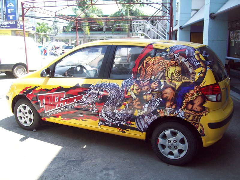 car wrapping design by syns1 on deviantart