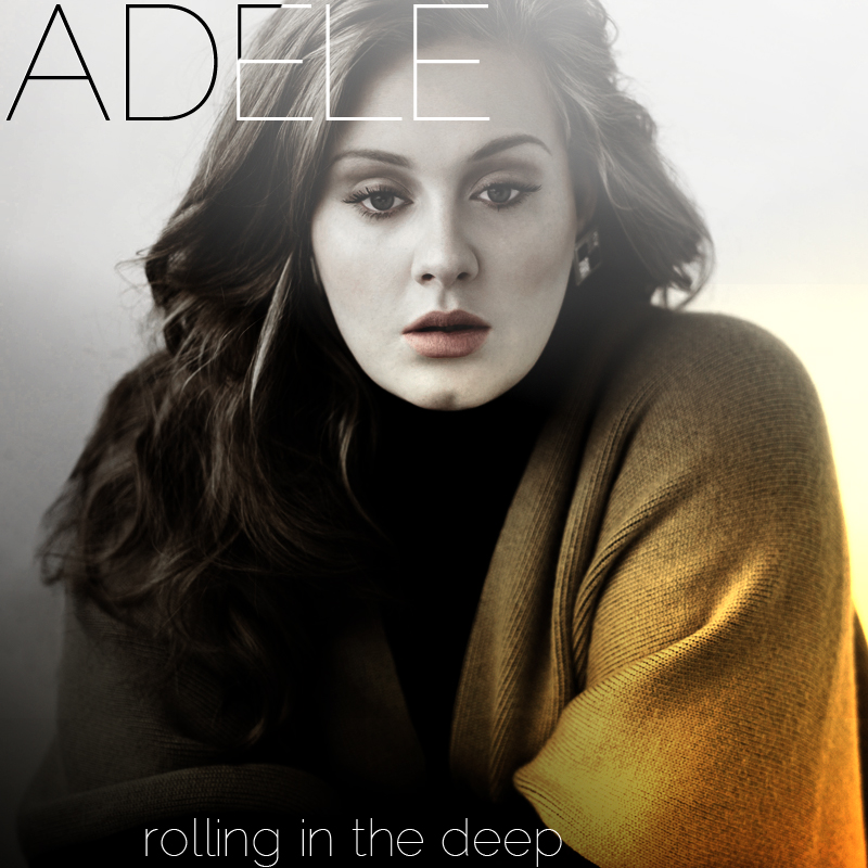 Adele Live Rolling In The Deep: Rolling In The Deep By MigsLins On DeviantArt