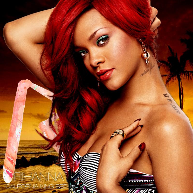 Rihanna California King Bed Download Mp