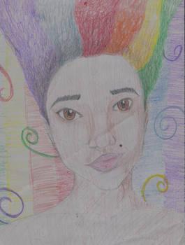 Sketch of a Friend 3