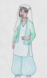 Jasmine by ChronicallyZee