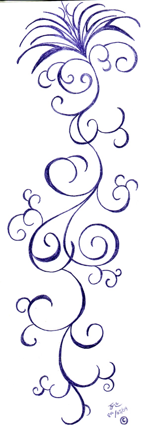 Tattoo Designs Vines