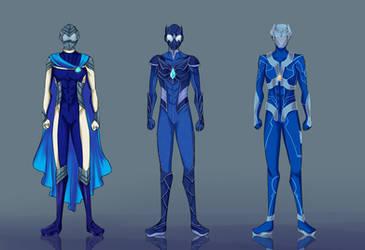 Specialist Uniform Evolution by Liliadria