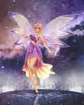 Astralya - Pure Fairy of Galaxy