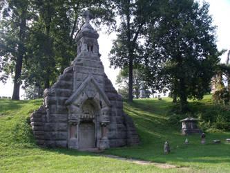Hillside Crypt by sgath92