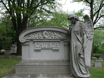Church angel by sgath92