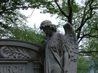 Thinking angel by sgath92