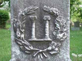 Base of Gen Schimmelfennig's Grave by sgath92