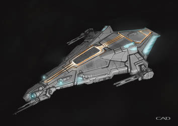 VIX fighter by ConnorDiver