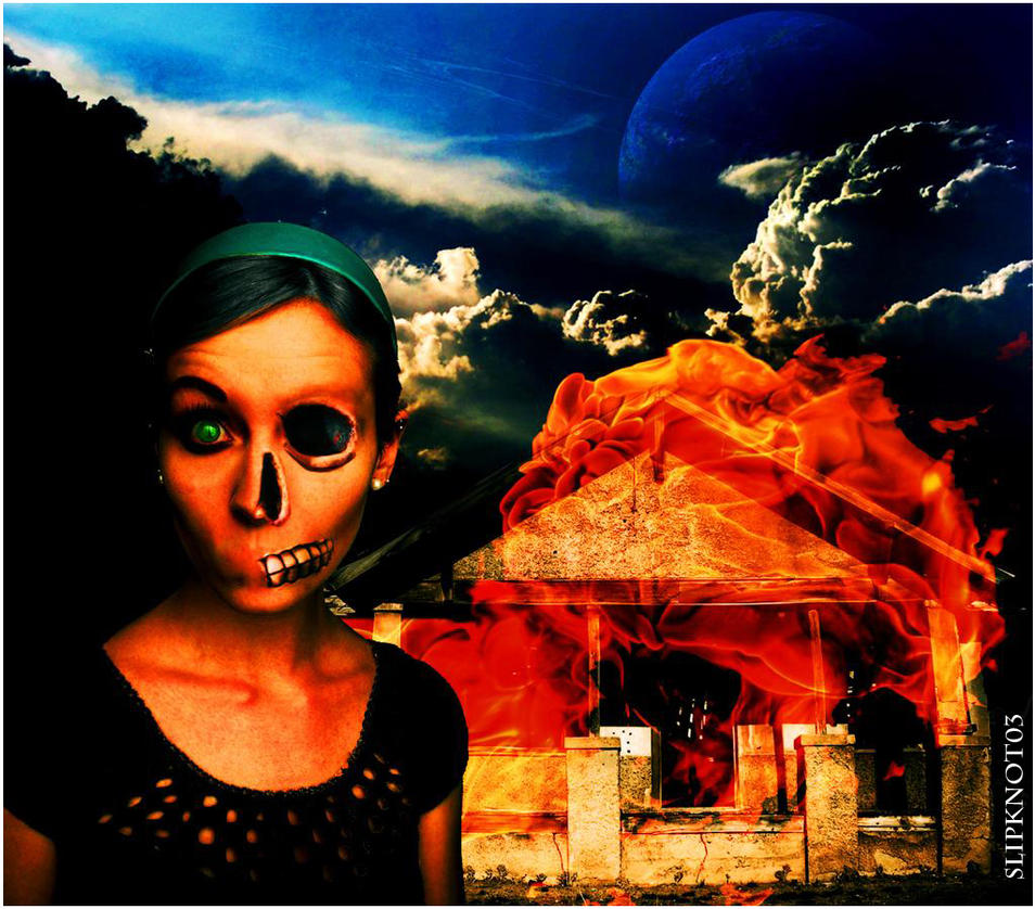 Firestarter by slipknot03
