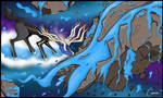 Xerneas by rateofdifference