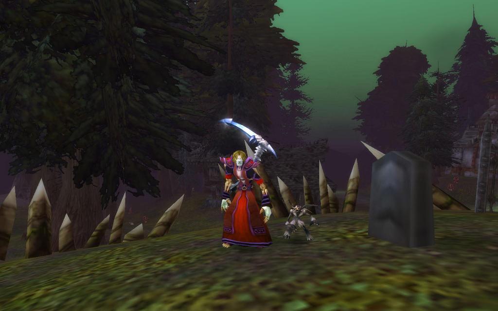 Velonor- World of Warcraft by thewarlock66