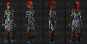 New Female troll modle