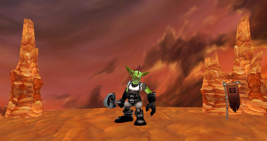 Kor'kron Siege Engineer by thewarlock66