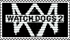 STAMP: Watch_Dogs 2 by myth-66