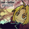 Just Chillin' by chibixchan