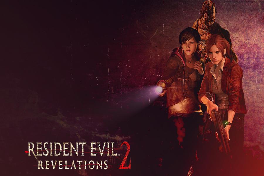 Resident Evil Revelations 2 Wallpaper By Soraya Mendez On