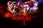 Resident_Evil_2_Wallpaper by Soraya-Mendez