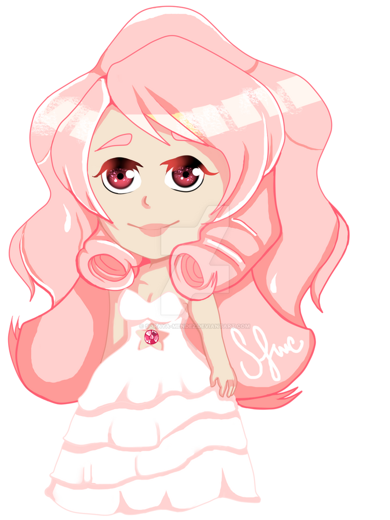 Chibi-Rose Quartz
