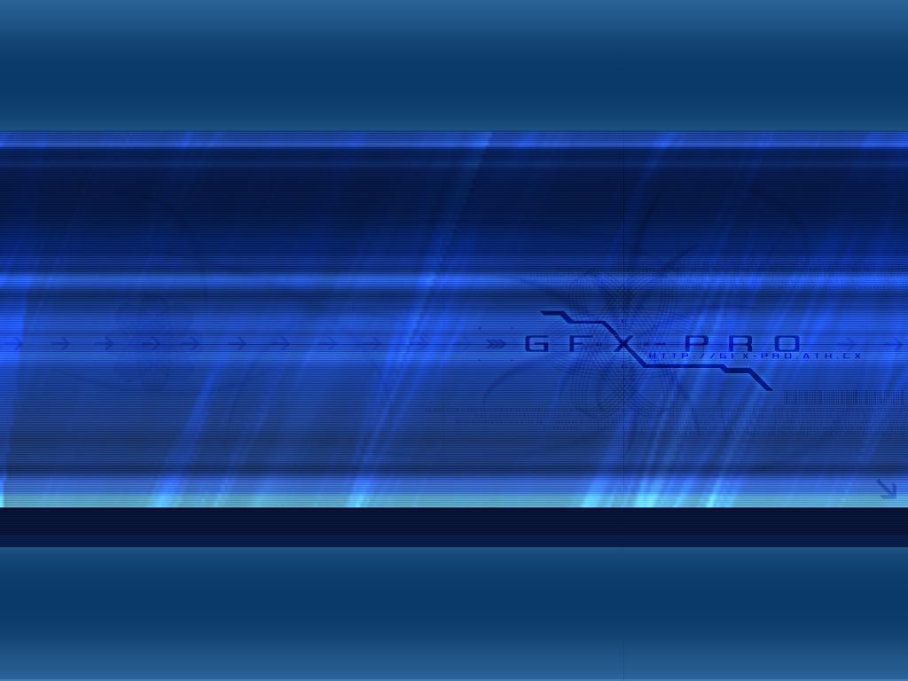 GFX-PRO Wallpaper 2 BLUE