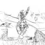 Sketch for the Drachenzaehmen leicht gemacht 8