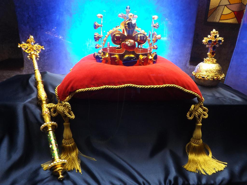 Czech crown jewels by maty666