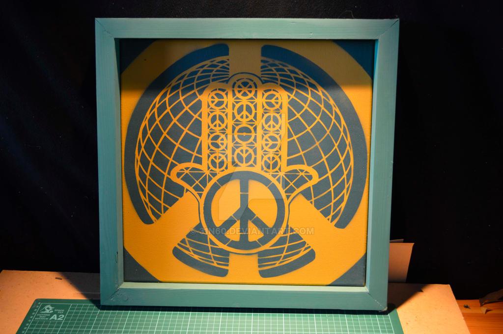 peace ... by 31n60