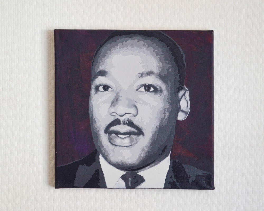 Martin Luther King by 31n60