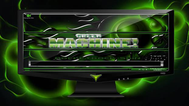Green Machine 1