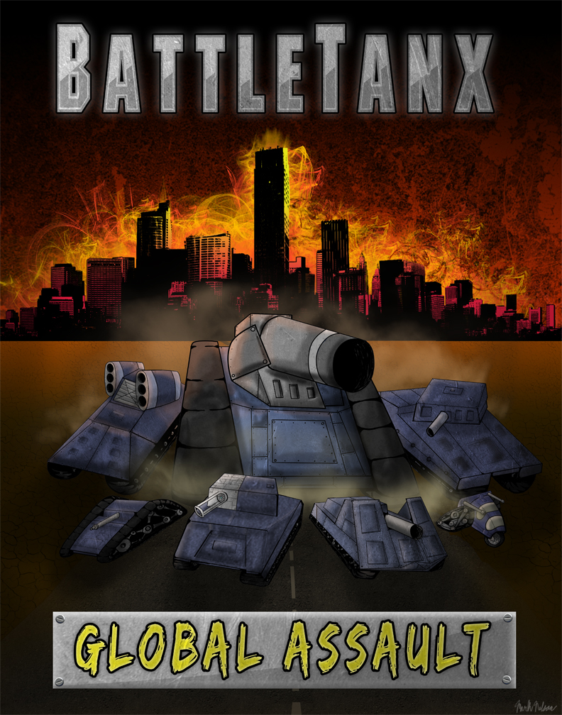 Battle tanx - фото 11