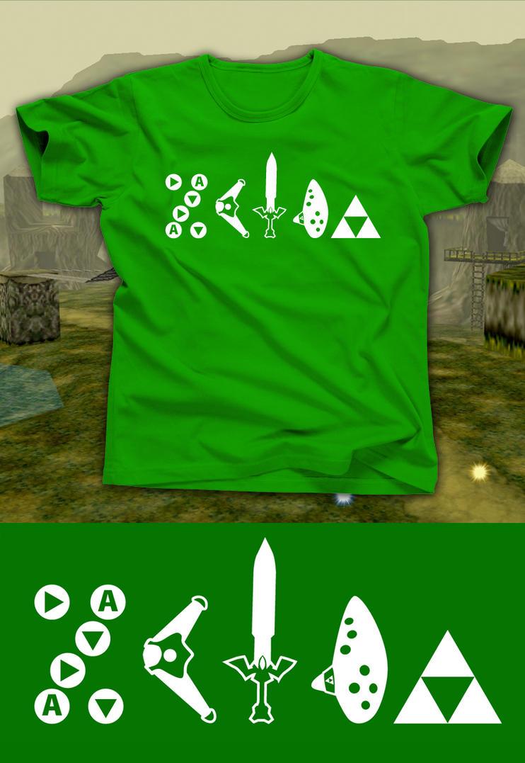 Zelda by TheCuraga