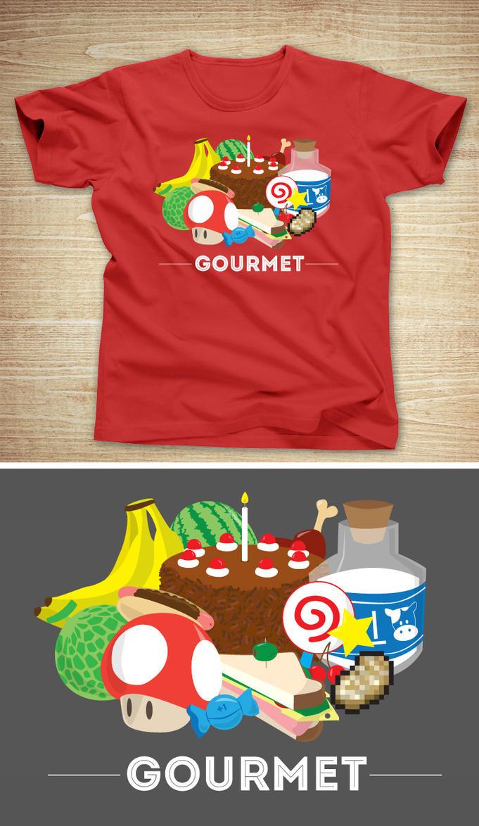Gourmet by TheCuraga